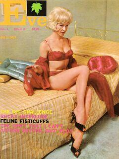 Eve 03 1962 vintage Erotic Magazine