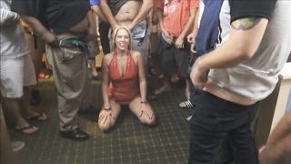 20 man Bukake Fan Night (Jenny Jizz)