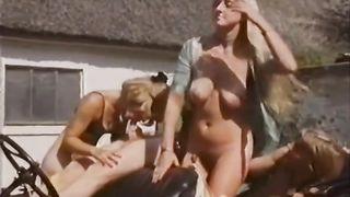 Tabu Film 70 Spritztour im Oldtimer