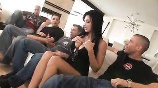 Aletta Ocean Gangbang Auditions