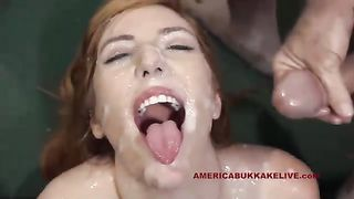 Lauren Phillips Bukkake
