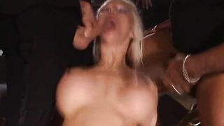 Tanya Hansen gangbang scene - Provocation 2004