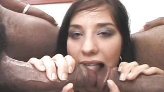 Lara Stevens (Marchie) - 18 and Interracial 3-1