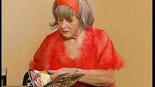 Omi Ist Die Scharfste - Junges Sperma Fur Abgewichste Ladies (Gabriel Pontello, Videorama 1994)