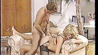 Vulva Visitors (1989) 80's classic