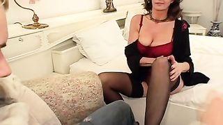 Diana Faucet MILF Jugs 1