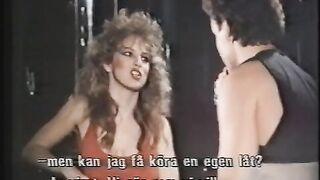 Traci Lords Basta (1987) Max's Film, Feature, Lesbians, Oral, Retro, Classic