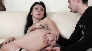 Wicked Gerontophile Wants To Fuck Chubby Granny Up Her Ass