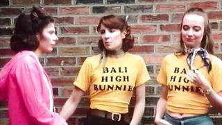 High School Bunnies (1978) vintage