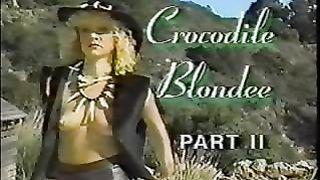 Crocodile Blondee 2