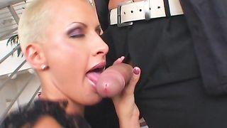 Veronica Vanoza - Horny Euro Sluts
