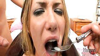Audrey Elson - Human Toilet Bowls