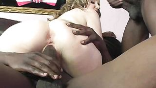 Audrey Elson - Two Big Black and on the Attack 2
