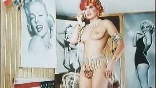 Olinka Hardiman - The Porno Race (1985) Vintage XXX
