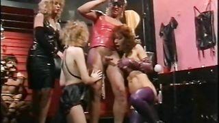 Bizarre Gummispiele (1990) Classic XXX