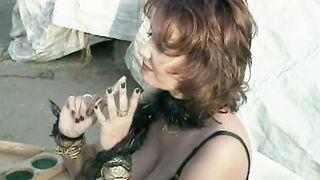 Blake Mitchell - 1st Lesbian Kiss