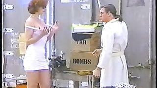 Bat Bitch 2 The Caped Bimbette (1990) Michael Craig, CDI Home Video