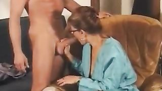 mature mom gets anal sex