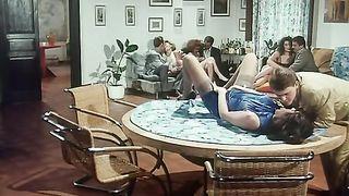 Intimita Anale (1992) Angelica Bella, Moana Pozzi 90's classic porn