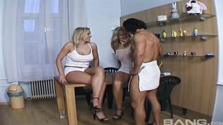 Canibales Sexuales 1 (Nancy Sweet, Sandra De Marco)