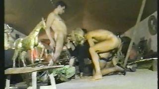 Bizarre Lust (1990) Moli Magma xxx