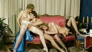 Les Faveurs De Sophie (1984) 80's classic porn