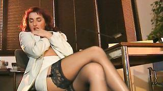 Les Secretaires Perverses (1996) TELSEV classic porn
