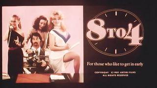8 To 4 (1981) Louis Lewis as Louie Lewis vintage xxx