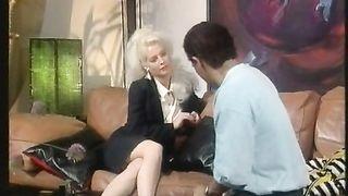 The Berlin Caper (1989) Justin Star, VTO Vintage Classic Full Adult Movie