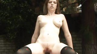 Elyssa Anderson Bang My White Tight Ass 25