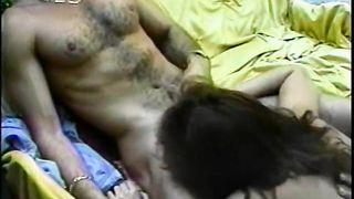 Bar-B-Que Gang Bang (JM Productions) 1995, Anal Facial DP