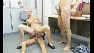 Kristina Lyon Anal, Double Penetration