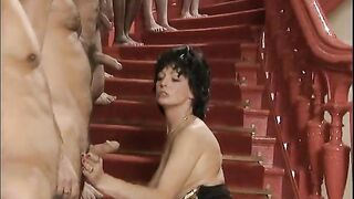Blow jobs on the staIR