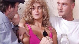 Happy Video Privat 77 - Stutenarsch und flinke Zunge (Harry S. Morgan, Videorama) 1997